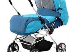 Удобная коляска для миниатюрных мам