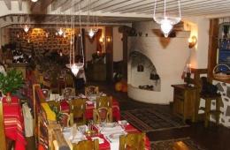 Национальный болгарский колорит в ресторане «Баба Марта»