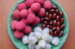 Заморский чудо фрукт - личи