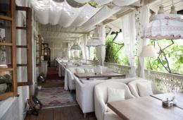 Уютнейший ресторан грузинской кухни «Тинатин»