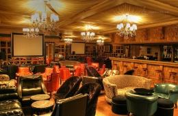 Легендарный элитарный ресторан «Марио» в Москве