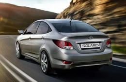 Hyundai Solaris - классная машина!