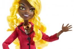 Клавдия Вульф - самая улыбчивая кукла в мире Monster High