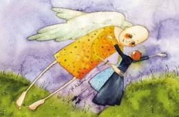 Очень милые открытки Виктории Кирдий
