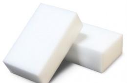 Меламиновые губки оттирают многое, но они не всесильны