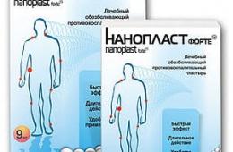 Нанопласт Форте - действенное обезболивающее средство или красивый обман?