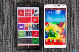 Отзыв о Nokia Lumia 1520