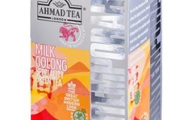 Чай Milk Oolong от Ahmad Tea