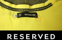 Мужская одежда Reserved