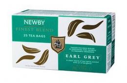 Чай Newby Earl Grey