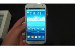 Отзыв о мобильном телефоне Samsung i9260 Premier