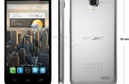 Отзыв о мобильном телефоне Alcatel OneTouch IDOL 6030D