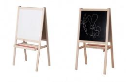 Детская доска - мольберт для рисования икеа.