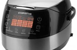 Мультиварка Polaris  - замечательная помощница на кухне