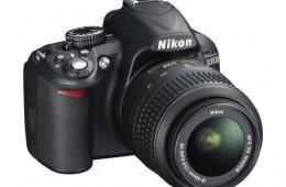 Новый друг нашей семьи - Nikon D3000
