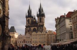 Прага - любовь моя