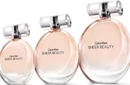 Стойкий аромат духов Calvin Klein Beauty