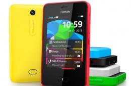 Nokia Asha 501 - просто и со вкусом