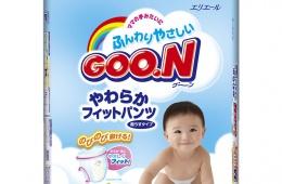 Подгузники Goon - лучший выбор