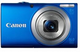 Фотоаппарат Canon PowerShot A2400 IS