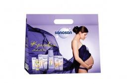 Набор косметики для беременной Sanosan