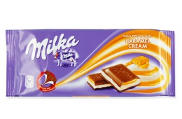 Новый отличный  вкус от Milka