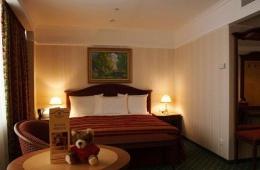 Не самый плохой отель Казани