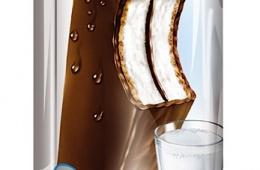Отличное шоколадно-молочное лакомство