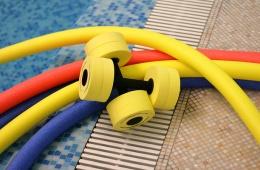 Занятия спортом в воде