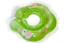 Удобная вещь для плавания крохи