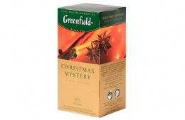 Чай со вкусом рождества