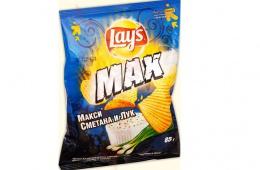 Отличные чипсы большим разнообразием вкусов