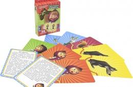 Развивающий набор из 36 карточек