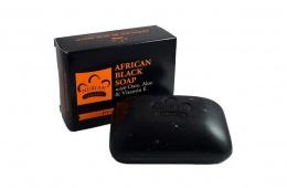 Черное мыло с натуральным составом