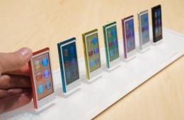 Незаменимый в пути плеер iPod Nano 7-го поколения