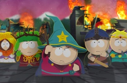 Игра для поклонников мультсериала «South Park»