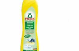 Средство для кухни и ванной комнаты Frosch