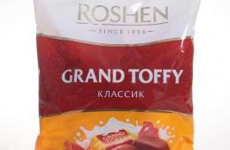 Конфеты «GRAND TOFFY» (если вы любите тоффи)