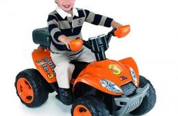 Надежный детский квадроцикл