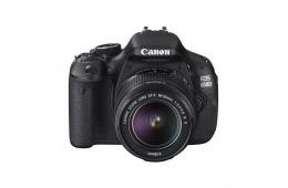 Canon EOS 600D: отличный выбор для любителя