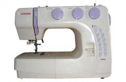 Функциональная швейная машина