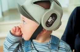 Шлем Ok Baby No Shock - для непоседливых малышей
