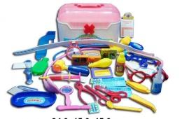 Набор доктора Joy Toy - много инструментов, хорошее качество