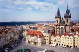 Прага: сердце Европы