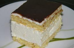 Вкусный недорогой торт