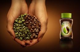 Кофе «Nescafe Green Blend» - разрекламированный «инновационный» напиток