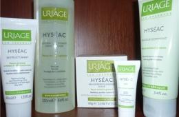 Гель для умывания Uriage Hyseac - чистая и матовая кожа