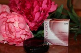 Пудра Shiseido The Makeup Case для бархатной кожи