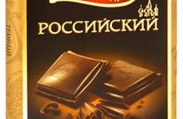 Шоколад не оправдал моих ожиданий