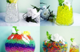 Легкий уход за цветами и оригинальный элемент декора